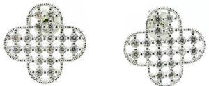 Goede Kwaliteit & Manier Dame Jewelry 3A CZ 925 Zilveren Oorring (E6525)