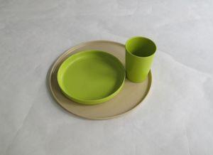 Eco Fibre de bambou vaisselle combinaison série (BC-CS1023)