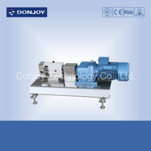 Vorsprung-Pumpe mit Frequenzumsetzungs-Motor