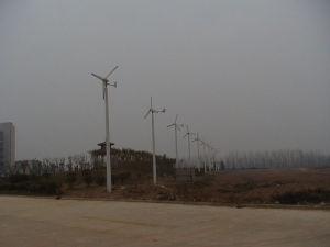 Piccolo generatore di turbina del vento con l'uscita di alto potere