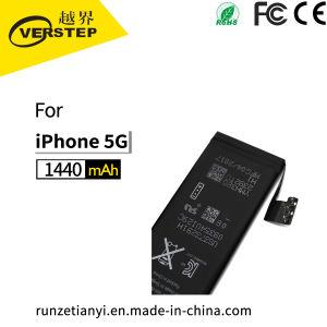 Batteria 3.8V 1440mAh AAA de mejor calidad para iPhone 5/5g Batería interna