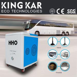 Oxy-Hydrogen発電機カーボンは50mmを動かす