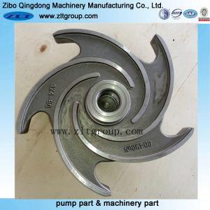 La inversión la fundición de acero inoxidable bomba centrífuga rotor