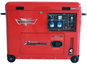 Генератор Yarmax Ym3800t 2.8kVA-3.5kVA портативный молчком тепловозный