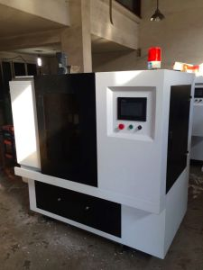 La mezcla de polvo de PTFE automático personalizado maquinaria Sy-100A para la junta con bajo consumo de energía y un servomotor.