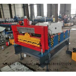 machine à profiler Cangzhou tuile galvanisé