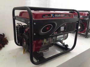 Benzin-Generator mit Schlüsselanfangs-oder Rückzug-Stern