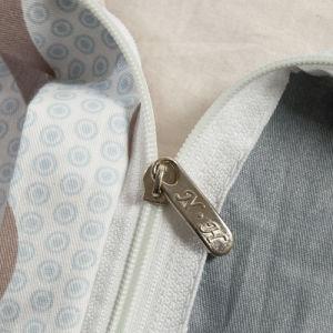 100% algodão estilo simples conjunto de roupa de cama impressos