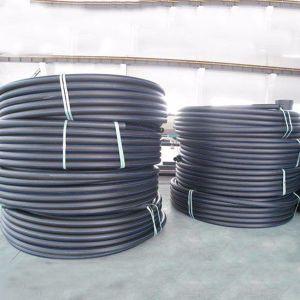 2.5 pollici - tubo di plastica del rullo di alta di densità irrigazione del polietilene
