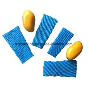 Утверждения FDA манго упаковки фруктов из пеноматериала втулку трубки сетка Net