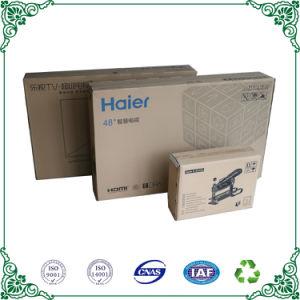 Электроприбор упаковочной коробке компьютера ТВ защитной упаковке Master картонная коробка
