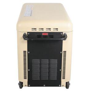 ディーゼル発電機セット(KDE6700TN)を空気冷却する5kw
