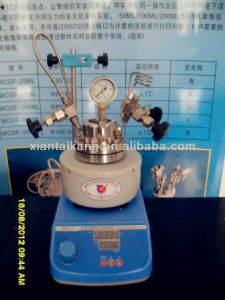 Chemicial를 위한 작은 Magnetic High Pressure Reactor
