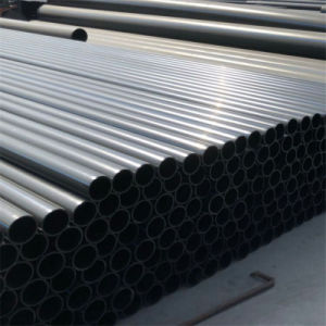 Gas de HDPE /Tubo de suministro de agua /PE100 la tubería de agua/PE80 Los tubos de agua