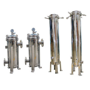 製薬産業のための超フィルター精密水フィルター