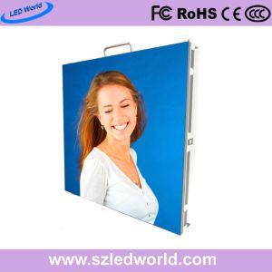 P3.91広告のためのレンタル屋内LED表示スクリーンのパネル・ボード