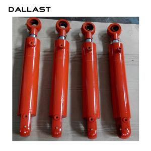 掘削機のための二重代理油圧オイルシリンダー