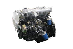 Nieuwe Diesel van de Prijs 3ton Vorkheftruck met Motor Quanchai