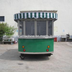 최고 음식 트럭, 아이스크림 트레일러, 핫도그 손수레 Jy-B21