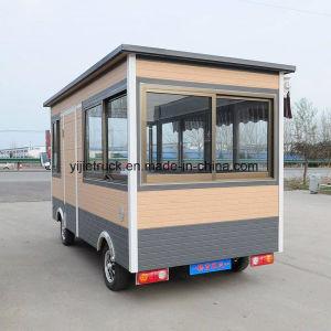 移動式食糧トラック、電気ファースト・フードのトラック