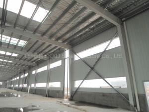 Magazzino prefabbricato rapidamente installato della struttura d'acciaio