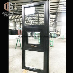 Auvent en aluminium de style européen/Hung Fenêtre unique