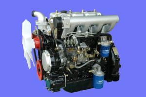 QuanchaiエンジンQC490gaを搭載する39kww 53HPのディーゼルフォークリフト