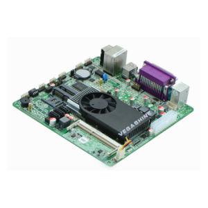 인텔 1037u 소형 Itx에 의하여 끼워넣어지는 산업 어미판 2 COM, 8 USB