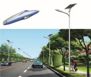 Hoch - Sonnenenergie-Straßenlaterneder Helligkeits-60W LED