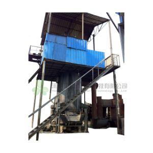 Qm 1,0 m de una sola etapa gasificador gas de carbón al proveedor para hacer de Gas de hulla