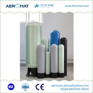 Цистерна с водой FRP размягчая для очищения воды