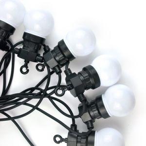 LED IP65 de la Navidad al aire libre mundo embellecedor de la luz de la cadena de Patio