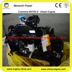 Engine diesel Cummins per Construction e Engineering Machinery (6BT5.9-C115/6BT5.9-C120/6BT5.9-C125/6BT5.9-C130)