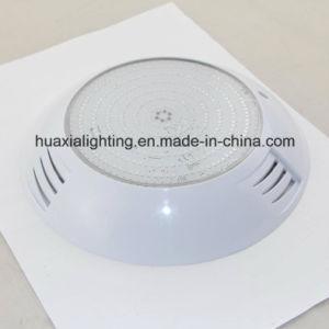 La resina ha riempito il rifornimento della fabbrica Parete-Appende l'indicatore luminoso subacqueo della piscina del LED