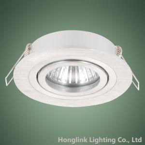 Qualität Aluminum Adjustable 50W MR16 Halogen Recessed Downlight