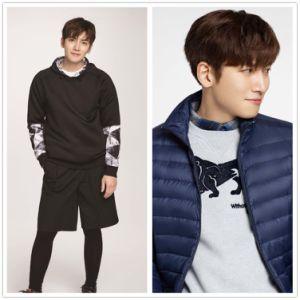 La célèbre marque de haute qualité Stock veste de coton pour homme en hiver Homme Clotthes