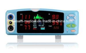 NIBP, SpO2, Temp, monitor do sinal vital de taxa de pulso (WHY70C)