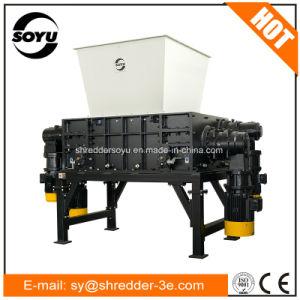 Eixo de quatro Shredder/máquina trituradora de plástico/balde plástico Shredder