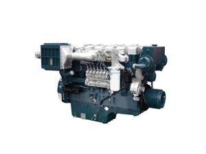 本物水Yuchai冷却の海洋のディーゼル機関Yc6td435L-C20