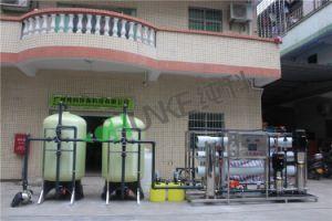 De industriële Installatie van de Behandeling van het Water van het Systeem van de Omgekeerde Osmose Commerciële
