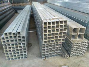 前電流を通された鋼管か正方形鋼管または長方形の管