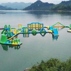 Waterpark gonfiabile personalizzato per i giochi