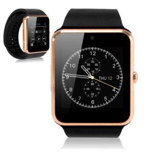Bluetooth NFC intelligente Uhr, intelligente Uhr Gt08 mit SIM Karte