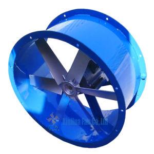 Ventilatore assiale del condotto per ventilazione 1.12kw della costruzione