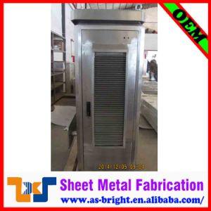 Fabricação de chapa de metal de alta qualidade Gabinete de carregamento da bateria