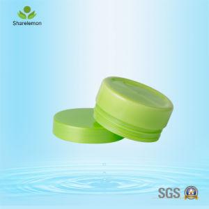Sal de baño Jar Recipiente de plástico, 80ml de frascos de plástico para cosméticos