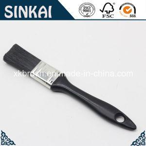 Nylonlack-Pinsel mit schwarzem Plastikgriff