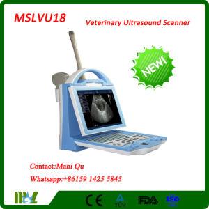 Varredor veterinário novo aprovado do ultra-som de Porbable do Ce (MSLVU18)