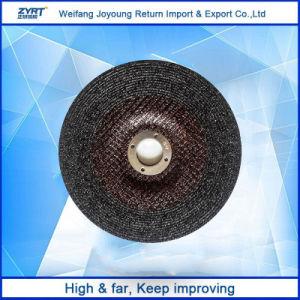 Disco de moagem de 4,5 polegadas para rebolos de Aço Inoxidável