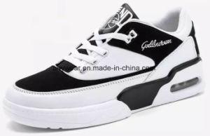 Nueva moda Athletic Absketball calzado zapatillas hombre zapatillas de skate (814)